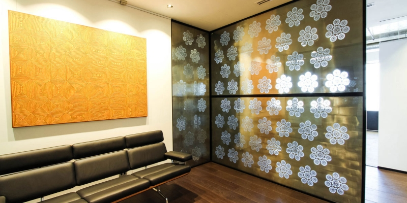 Interior Privacy Screens