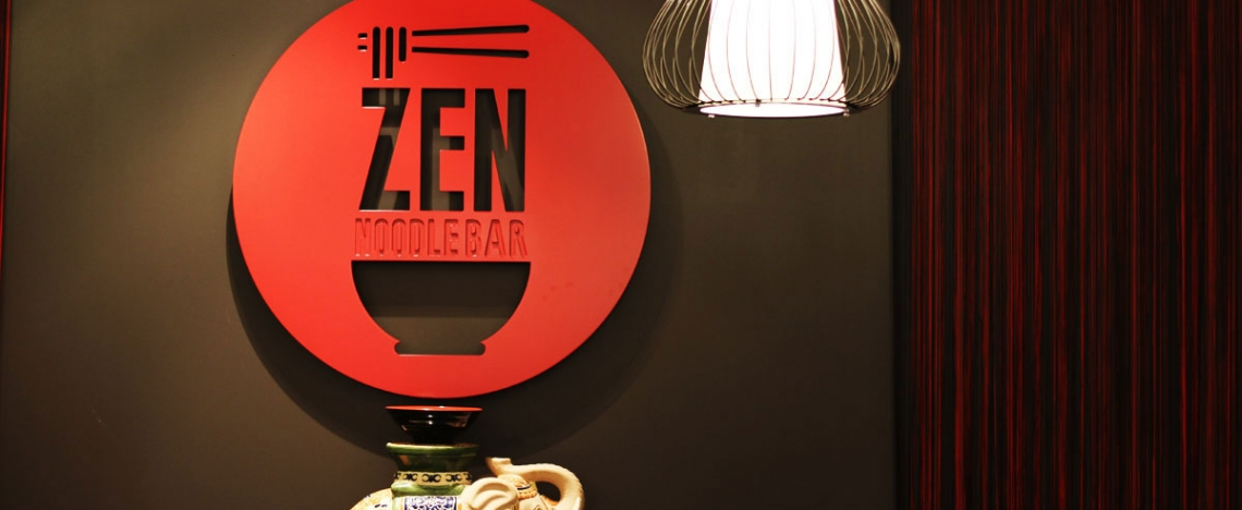 Zen Noodle Bar | HC Design Solutions