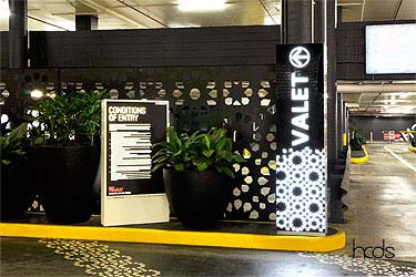 Westfields Parramatta Valet Parking