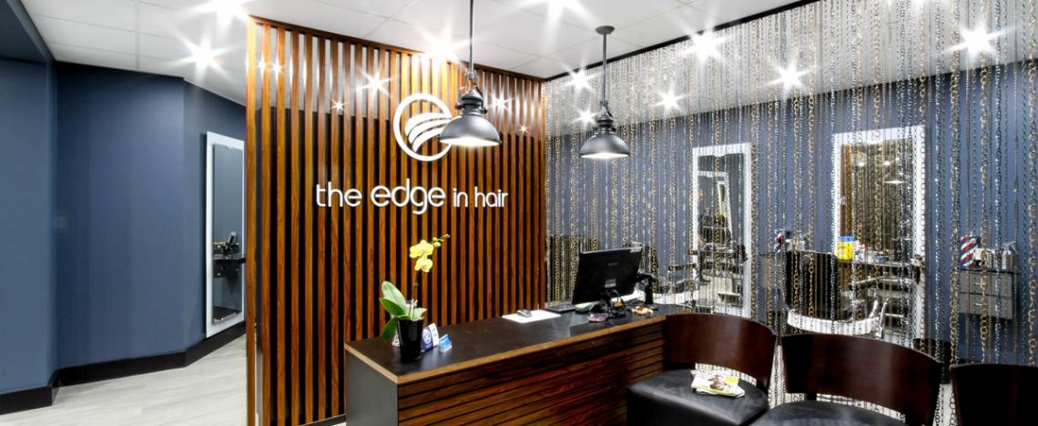 The Edge In Hair