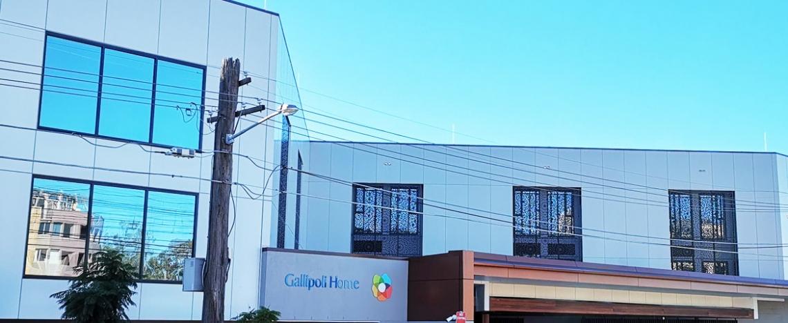 Gallipoli Aged Care Facility Auburn